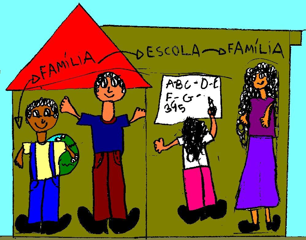 Resultat d'imatges de familia i escola